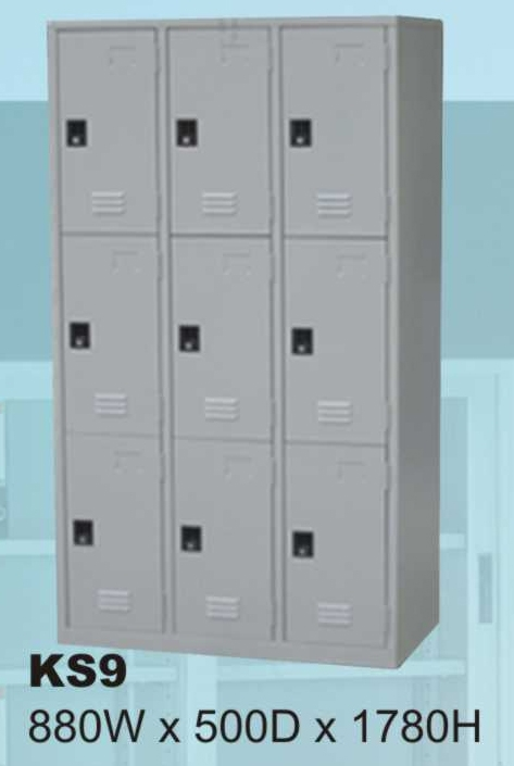 Tủ locker KS - 9