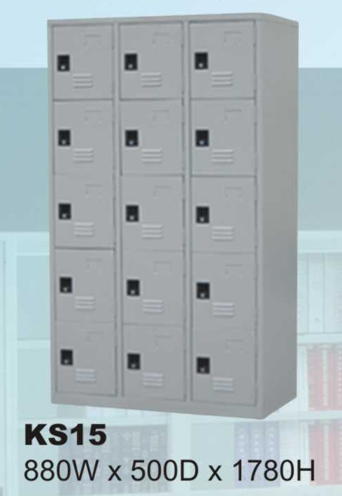 Tủ locker KS - 15