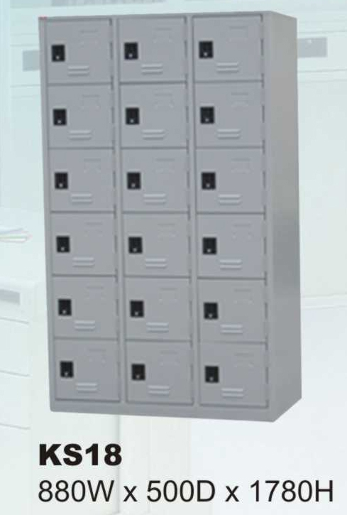 Tủ Locker KS18
